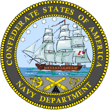 Confederate States of America Navy Department logo